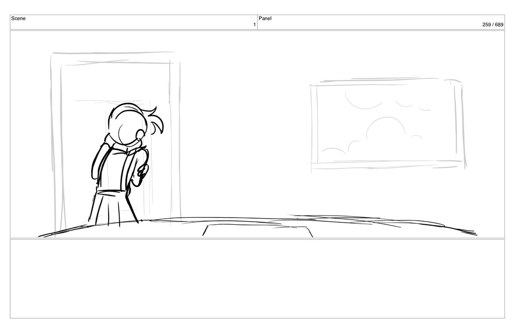Scene 1 Panel 259 / 689