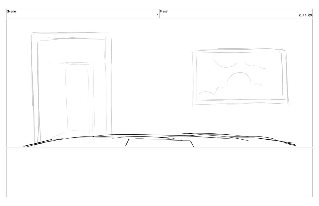 Scene 1 Panel 261 / 689