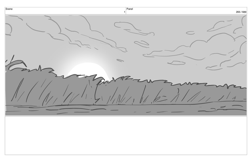 Scene 1 Panel 265 / 689