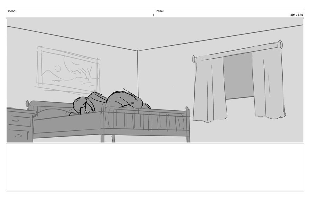 Scene 1 Panel 394 / 689