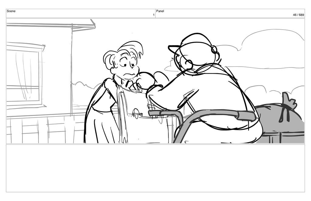 Scene 1 Panel 46 / 689