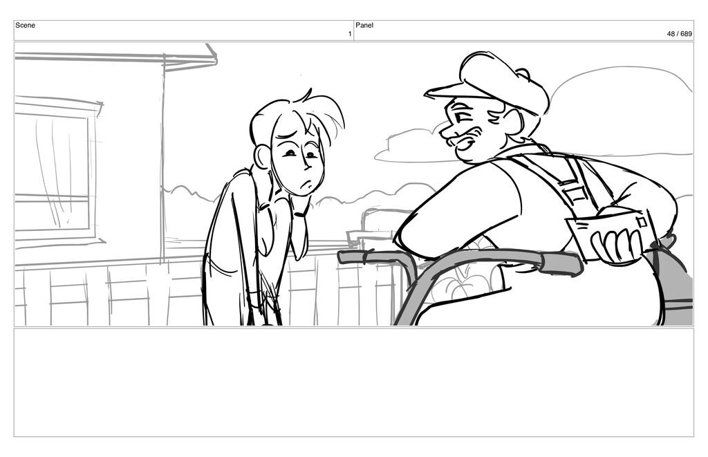Scene 1 Panel 48 / 689