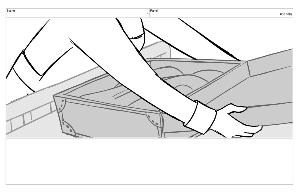 Scene 1 Panel 605 / 689