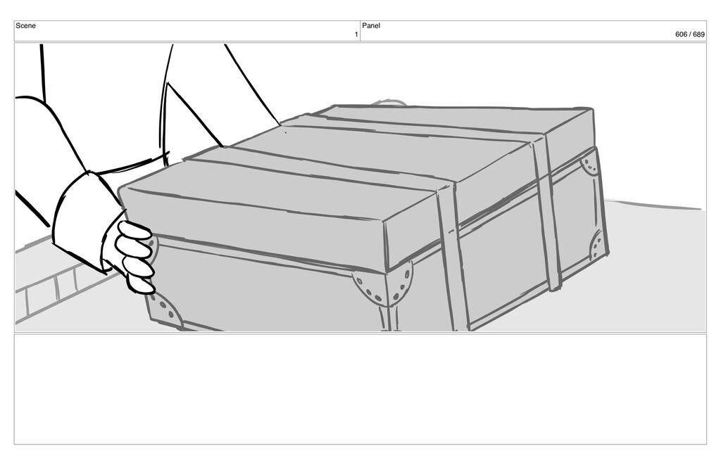 Scene 1 Panel 606 / 689