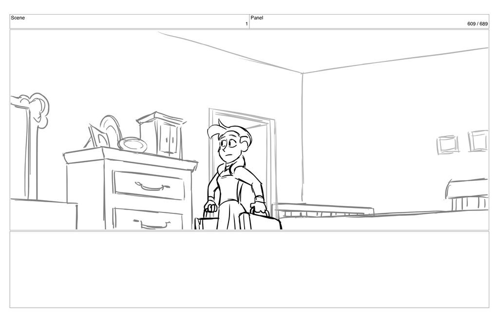 Scene 1 Panel 609 / 689