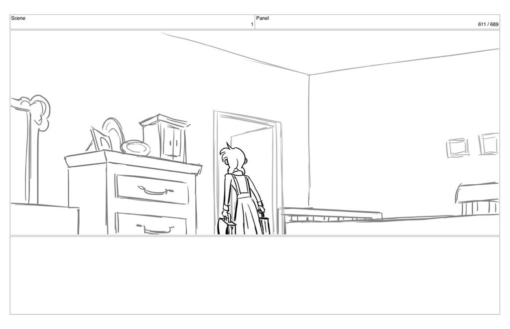 Scene 1 Panel 611 / 689