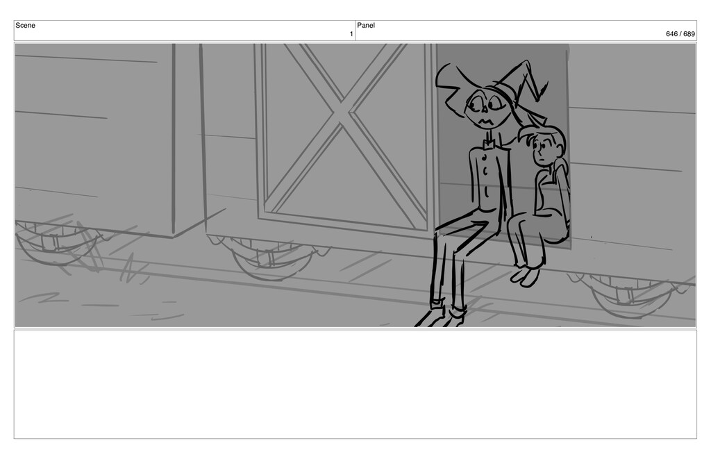 Scene 1 Panel 646 / 689