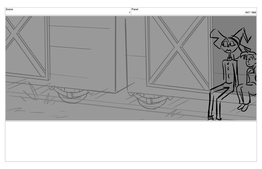 Scene 1 Panel 647 / 689