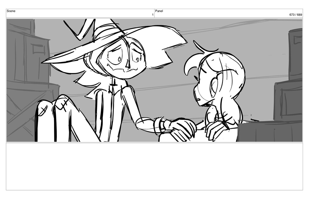 Scene 1 Panel 673 / 689