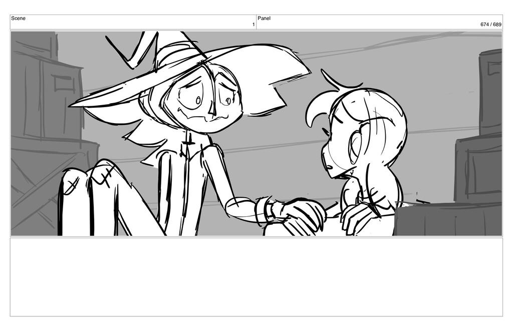 Scene 1 Panel 674 / 689