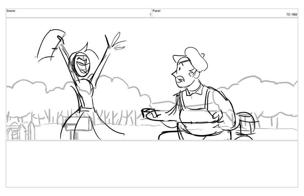 Scene 1 Panel 72 / 689