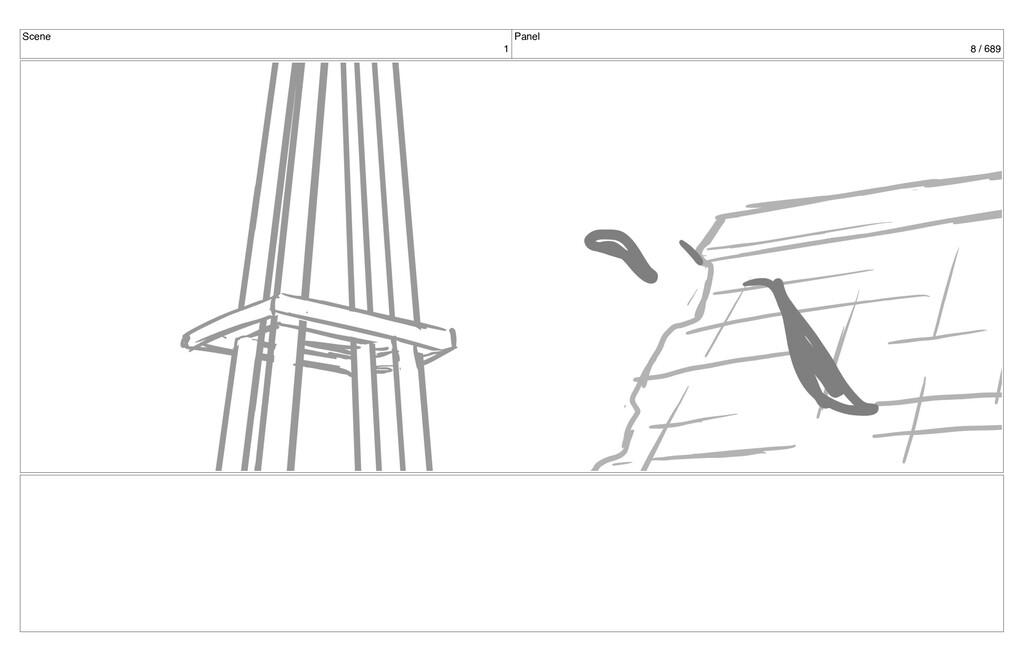 Scene 1 Panel 8 / 689