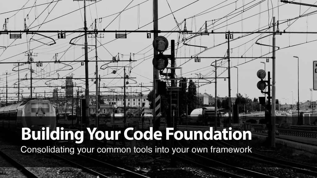 Building Your Code Foundation Consolidating you...