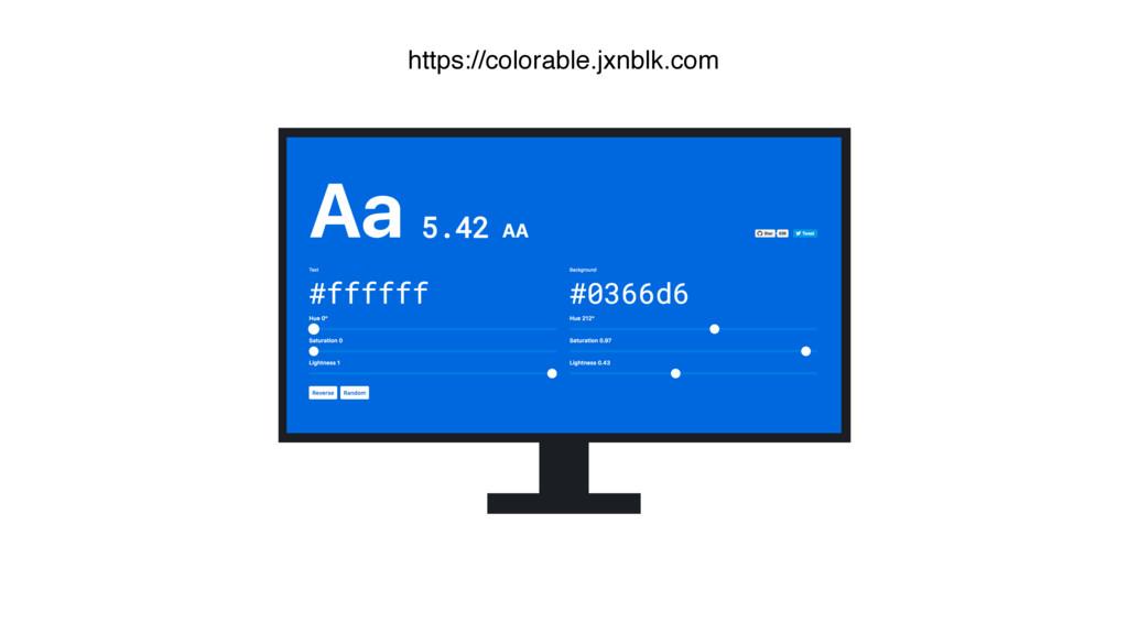 www.webpagefx.com/w https://colorable.jxnblk.com