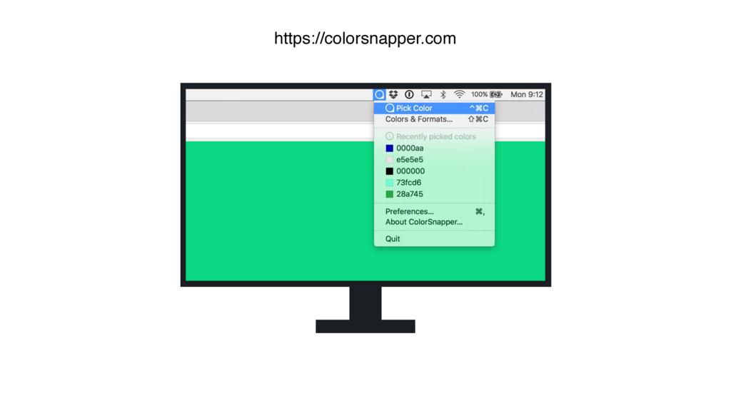 https://colorsnapper.com l-color-picker-01.htm