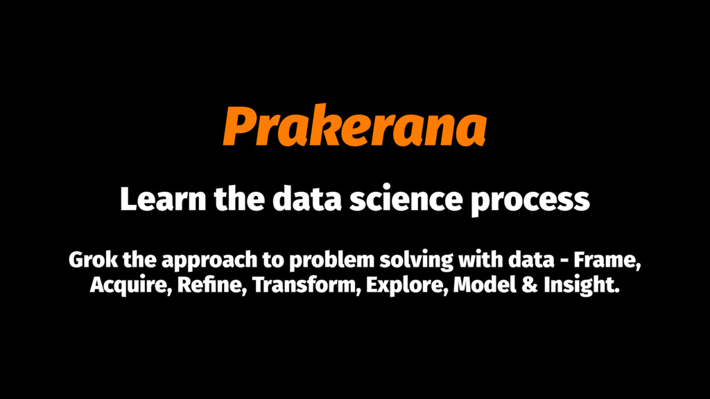Prakerana Learn the data science process Grok t...