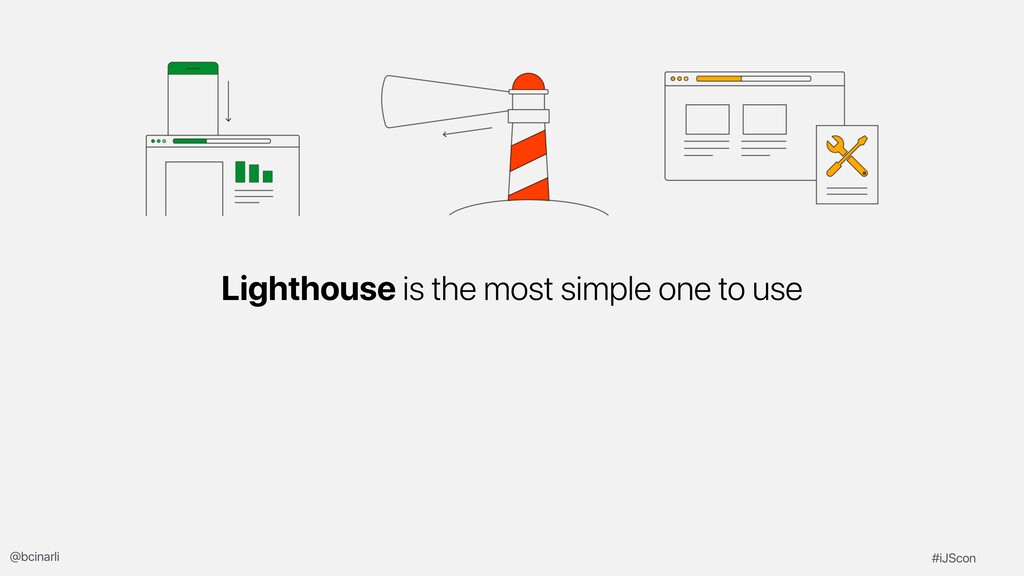 Lighthouse is the most simple one to use #iJSco...