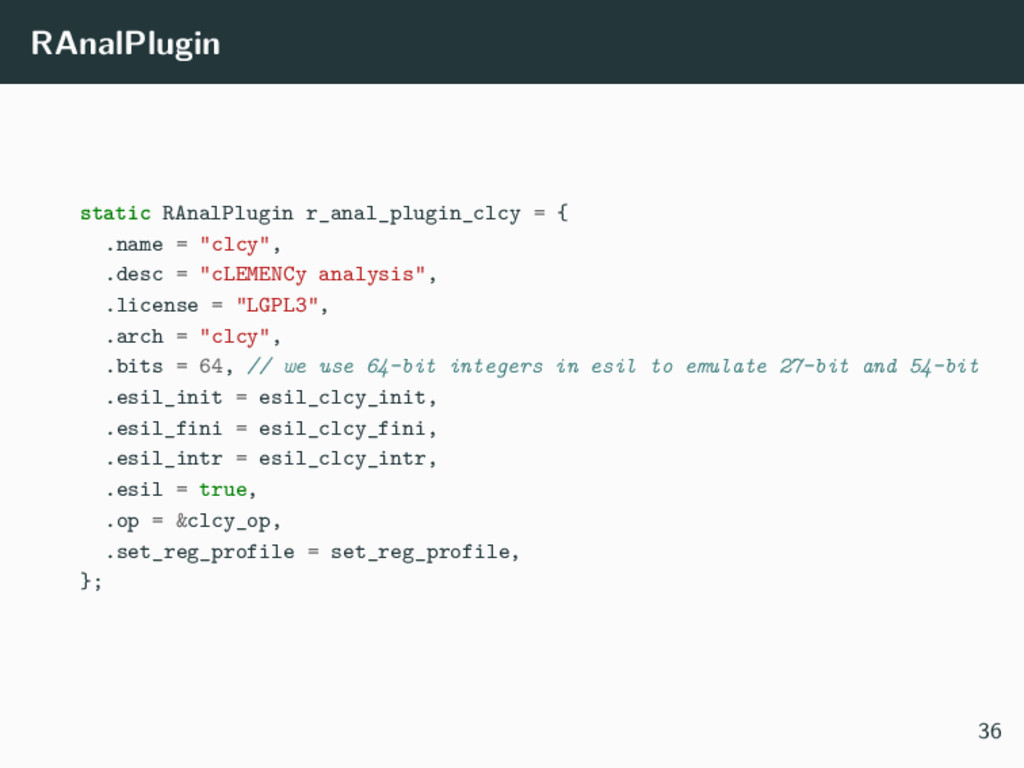 RAnalPlugin static RAnalPlugin r_anal_plugin_cl...
