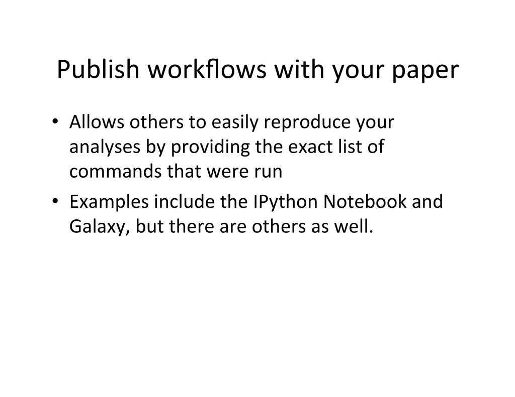 Publish	