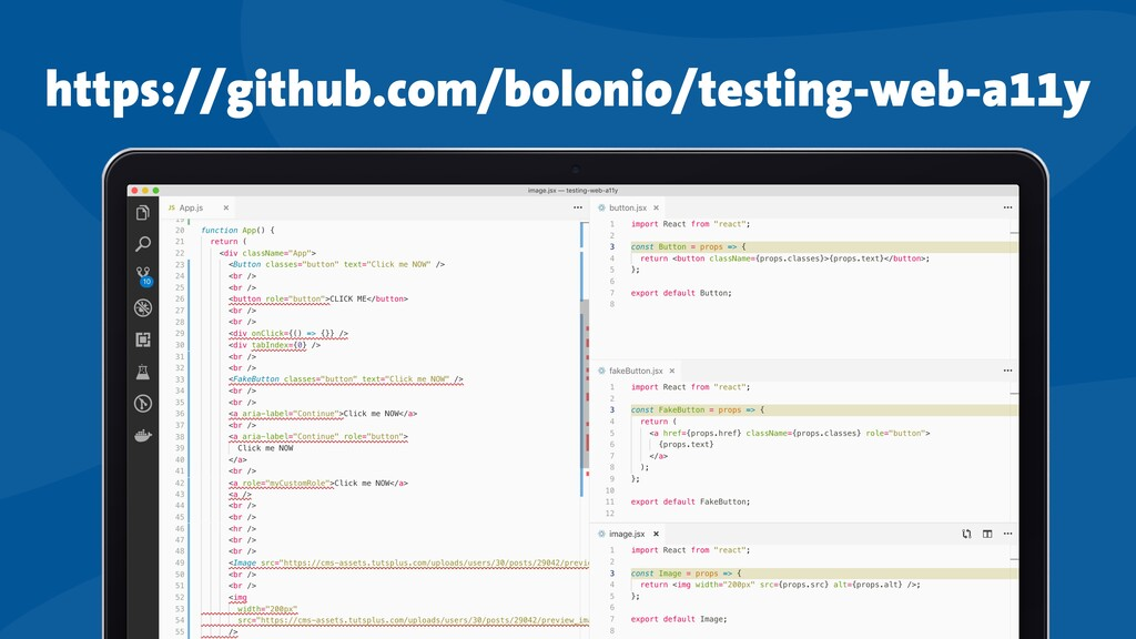 https://github.com/bolonio/testing-web-a11y