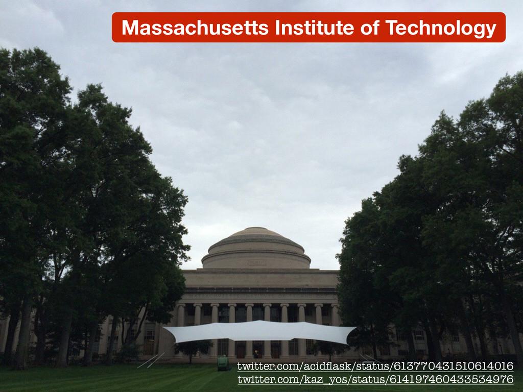 Massachusetts Institute of Technology twitter.c...