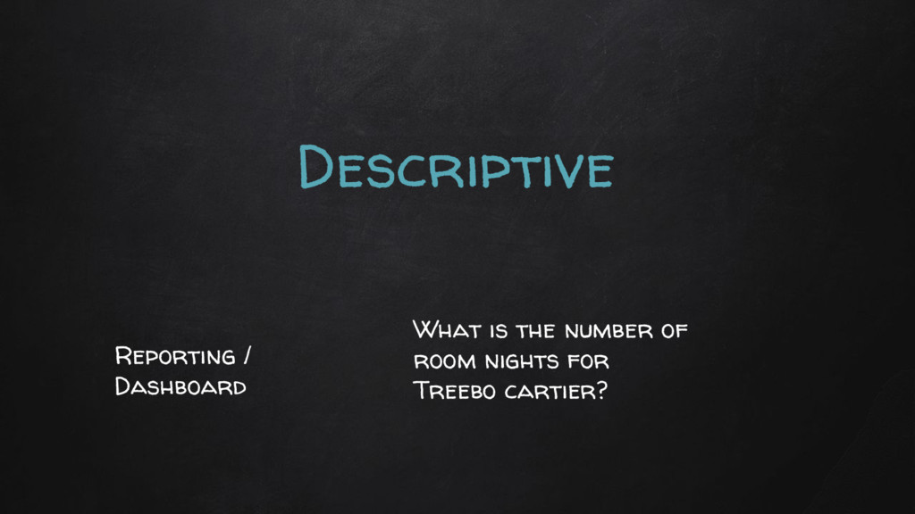 Descriptive What is the number of room nights f...