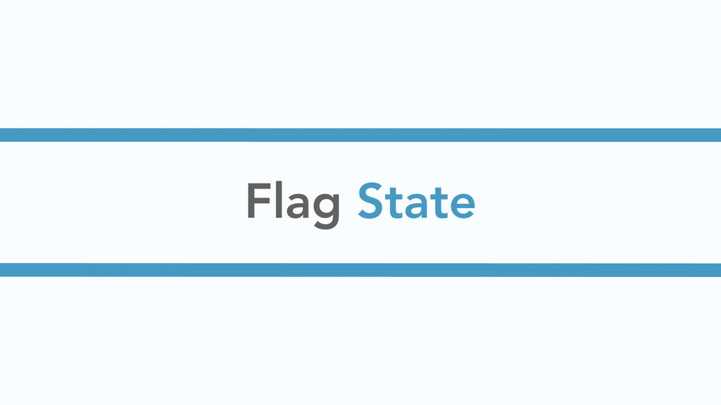 Flag State