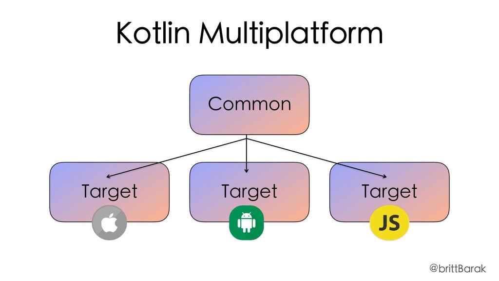 Common Target Target Target Kotlin Multiplatfor...