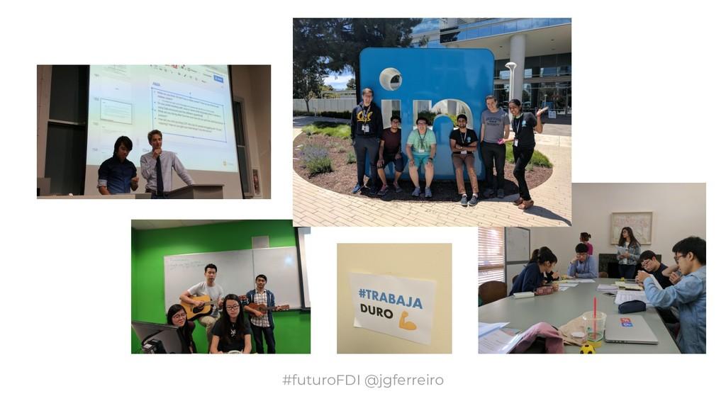 #futuroFDI @jgferreiro