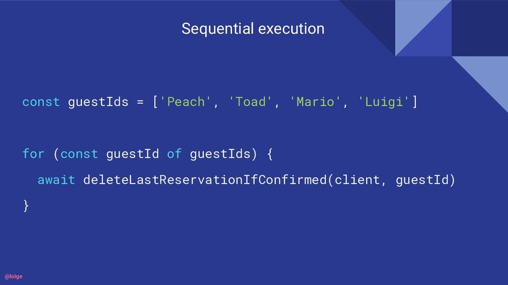 const guestIds = ['Peach', 'Toad', 'Mario', 'Lu...