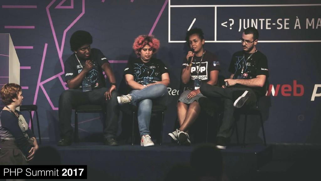 PHP Summit 2017