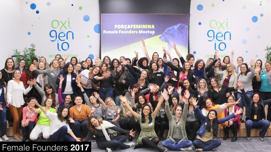 Female Founders 2017