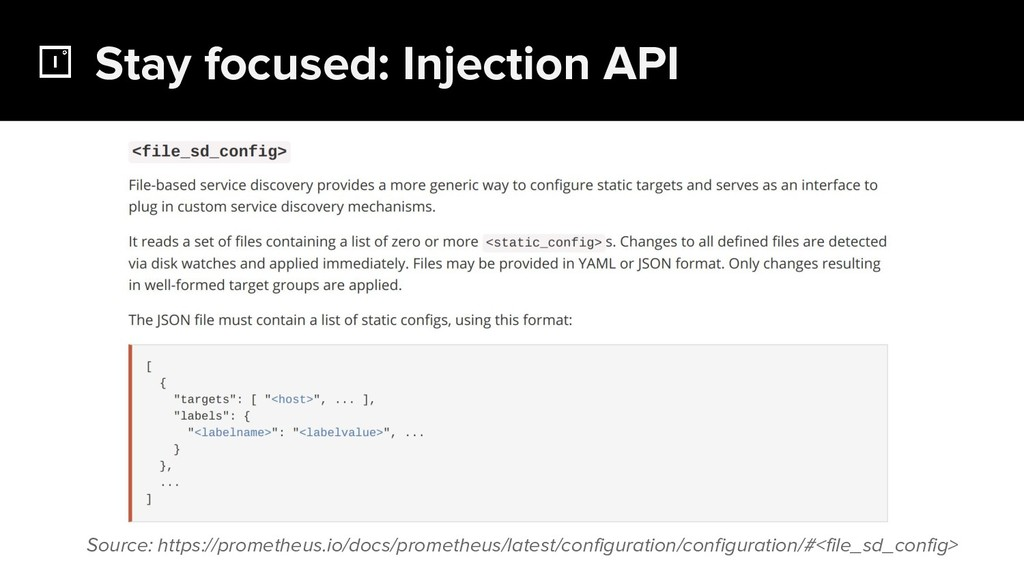 Stay focused: Injection API Source: https://pro...