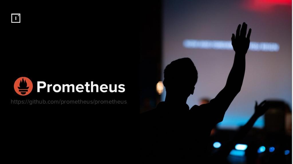 Prometheus https://github.com/prometheus/promet...