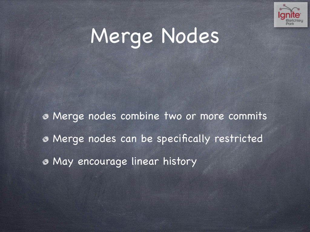 Merge Nodes Merge nodes combine two or more com...