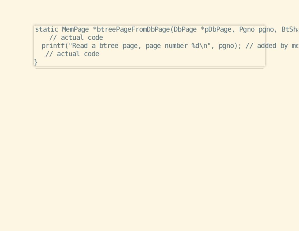 static MemPage *btreePageFromDbPage(DbPage *pDb...