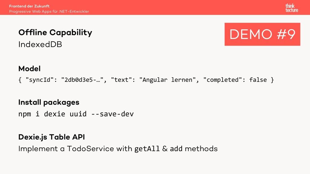 """IndexedDB Model { """"syncId"""": """"2db0d3e5-…"""", """"text..."""