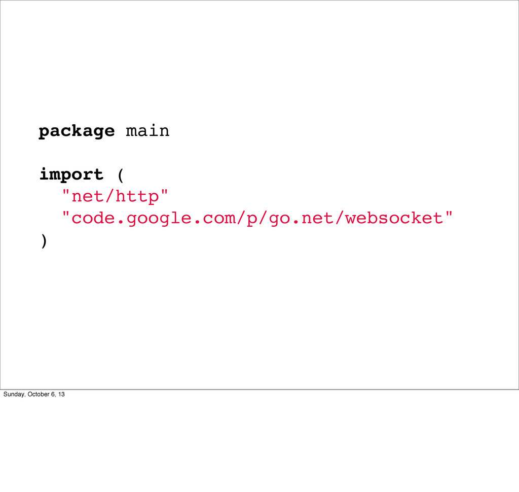 "package main import ( ""net/http"" ""code.google.c..."