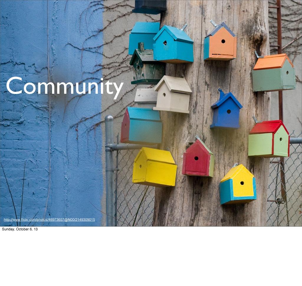 Community http://www.flickr.com/photos/48973657...