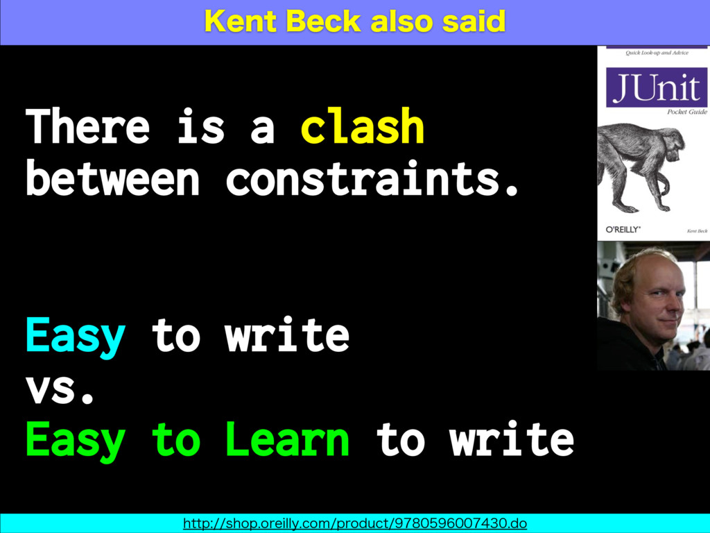There is a clash between constraints. Easy to w...