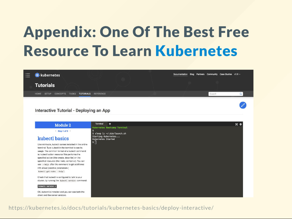 Appendix: One Of The Best Free Resource To Lear...