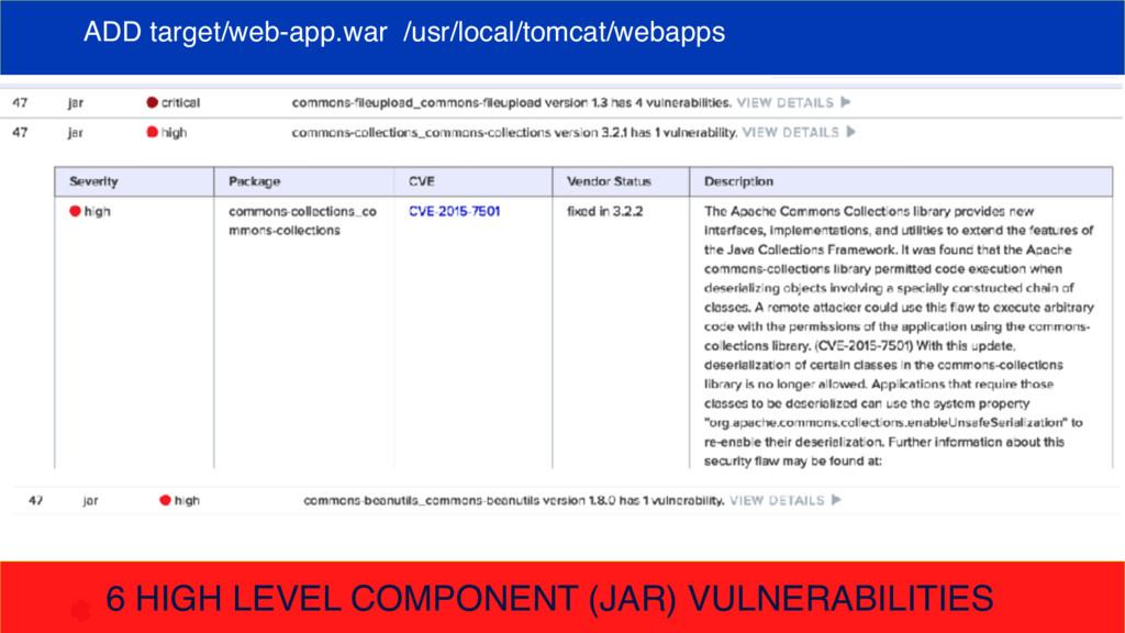 ADD target/web-app.war /usr/local/tomcat/webapp...