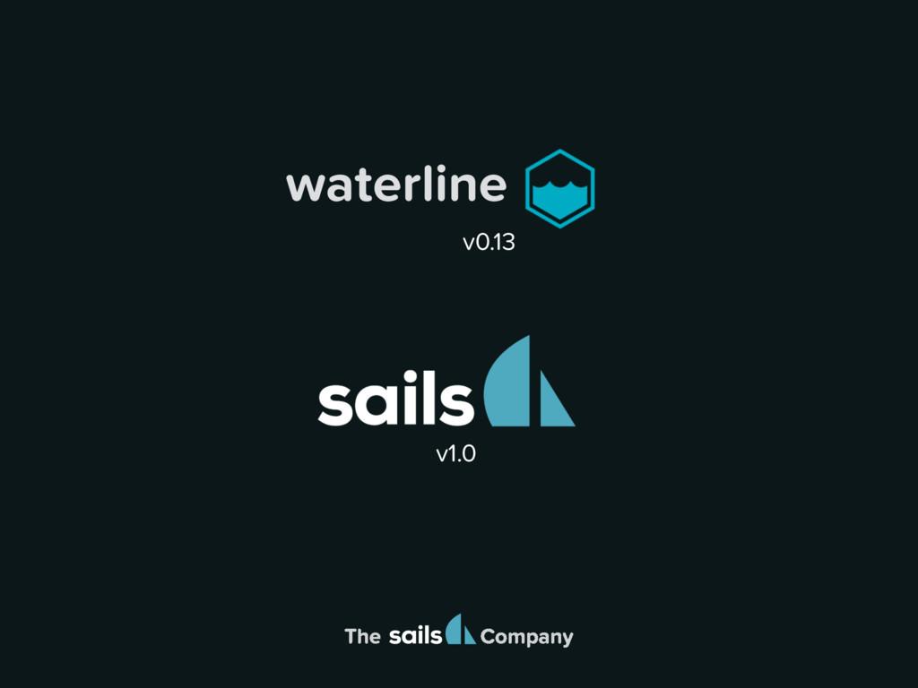 waterline v1.0 v0.13 The Company