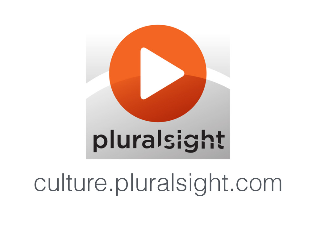 culture.pluralsight.com