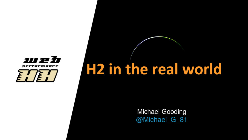 ©2016 AKAMAI | FASTER FORWARDTM H2 in the real ...