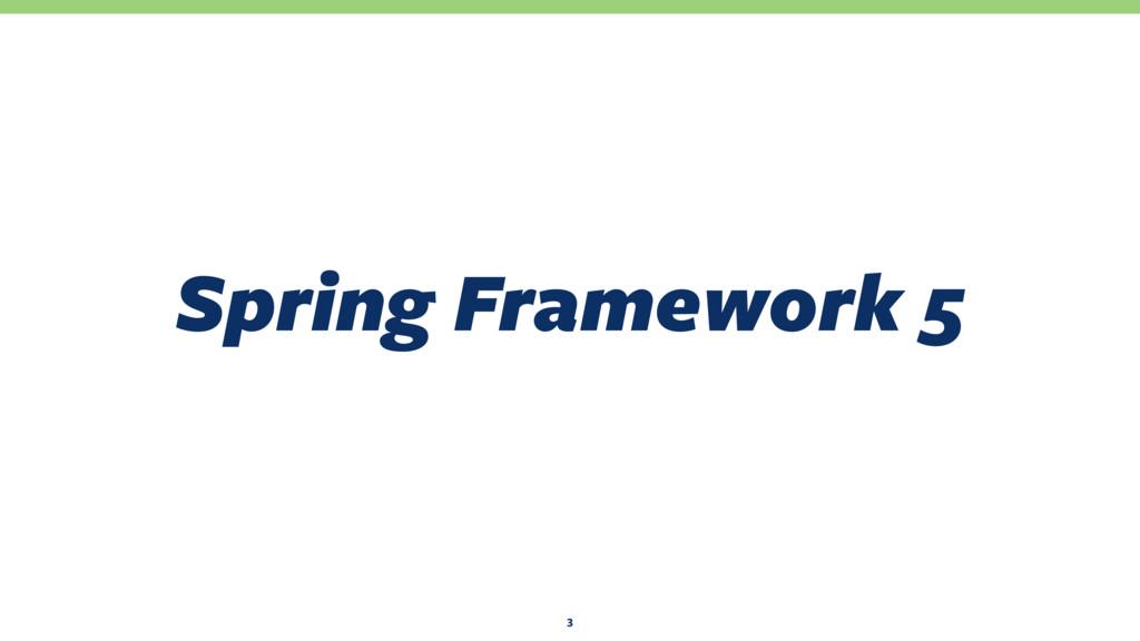 Spring Framework 5 3