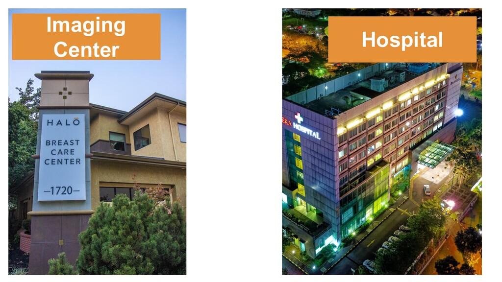 Imaging Center Hospital