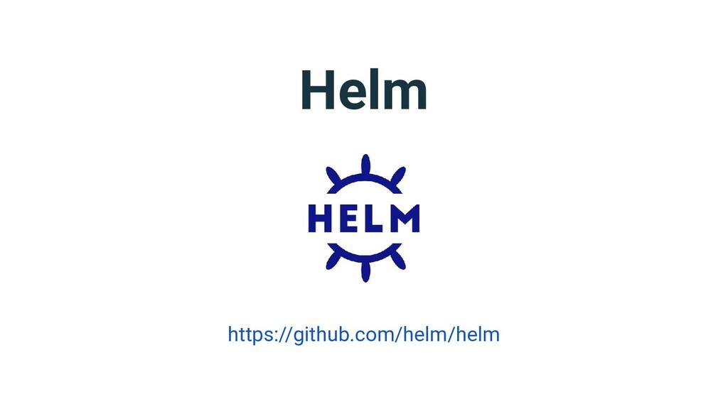 Helm https://github.com/helm/helm