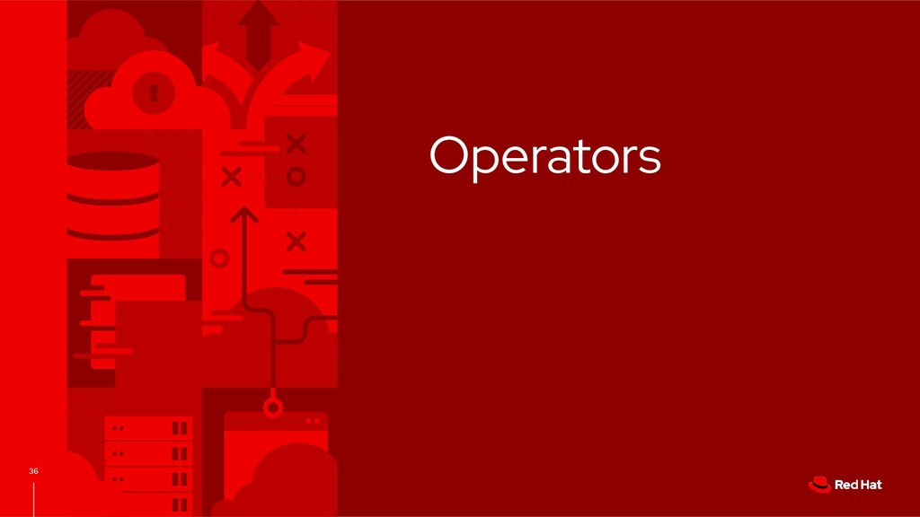 36 Operators