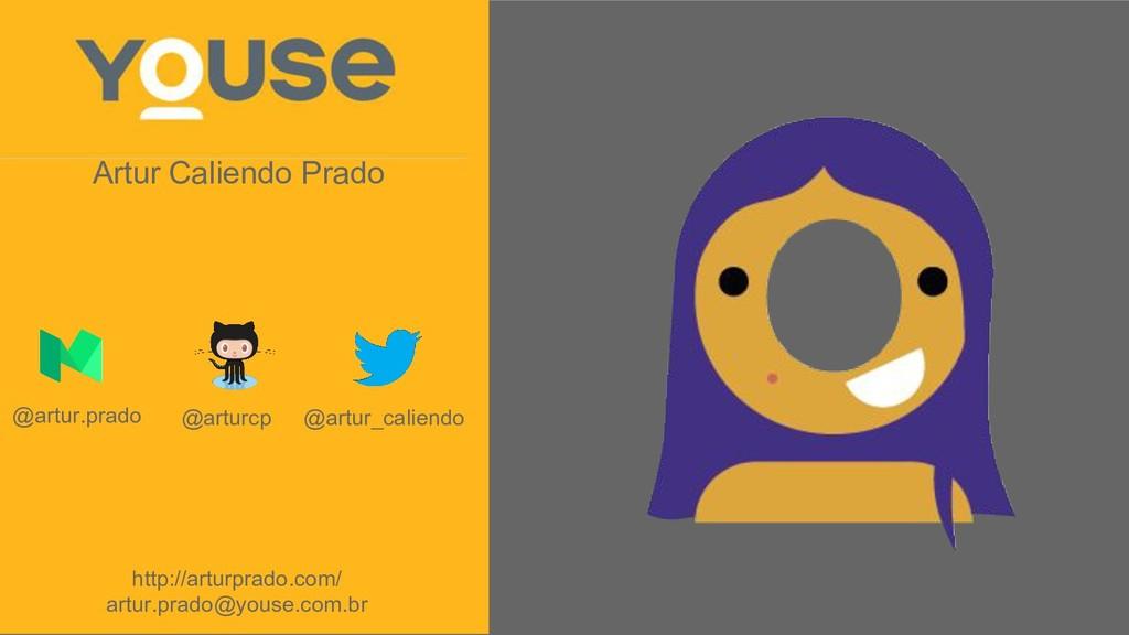 Artur Caliendo Prado http://arturprado.com/ art...